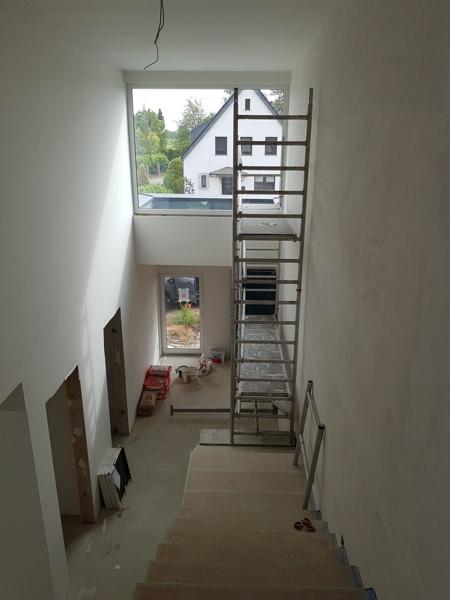 Architekt, Innenausbau Einfamilienhaus, Niederrhein, Schwalmtal