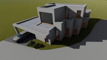 Architekt Arlt, Planung eines Einfamilienhauses