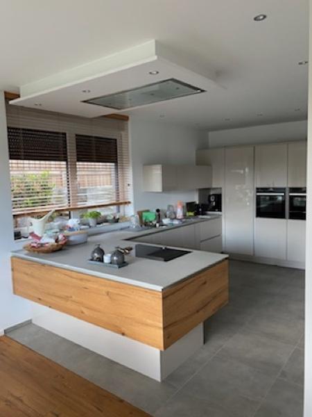 Architekturbüro Arlt, Einfamilienhaus, Innenansicht Küche