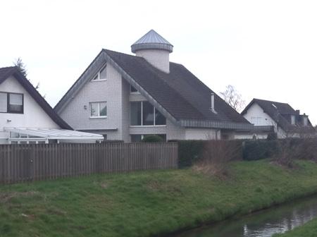 Architekturbüro Arlt, Einfamilienhaus, Gartenansicht