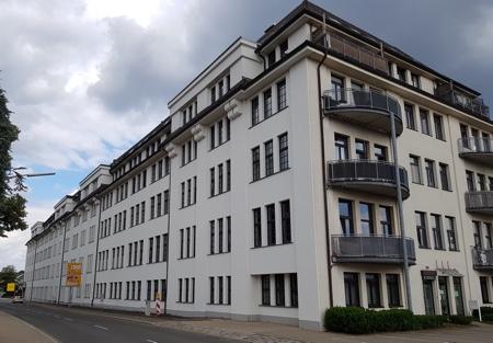 Architekt Arlt, Alte Lederfabrik am Niederrhein