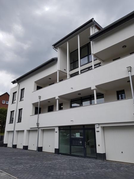 Architekturbüro Arlt, Mehrfamilienhaus, Frontansicht